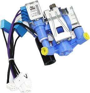 Supplying Demand DA97-07827B Refrigerator Water Valve DA97-07827E DA62-02291B