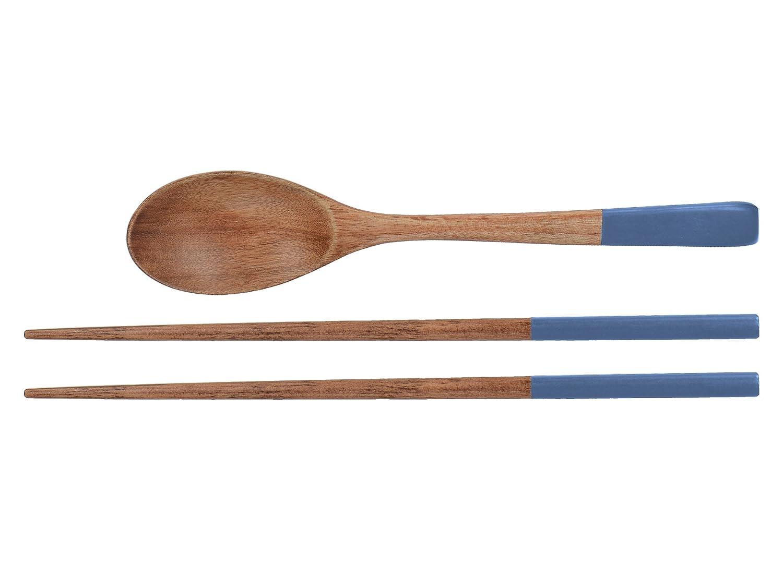 Creative Tops Drift Wooden Chopsticks and Spoon Set (3 Pieces) 5226352