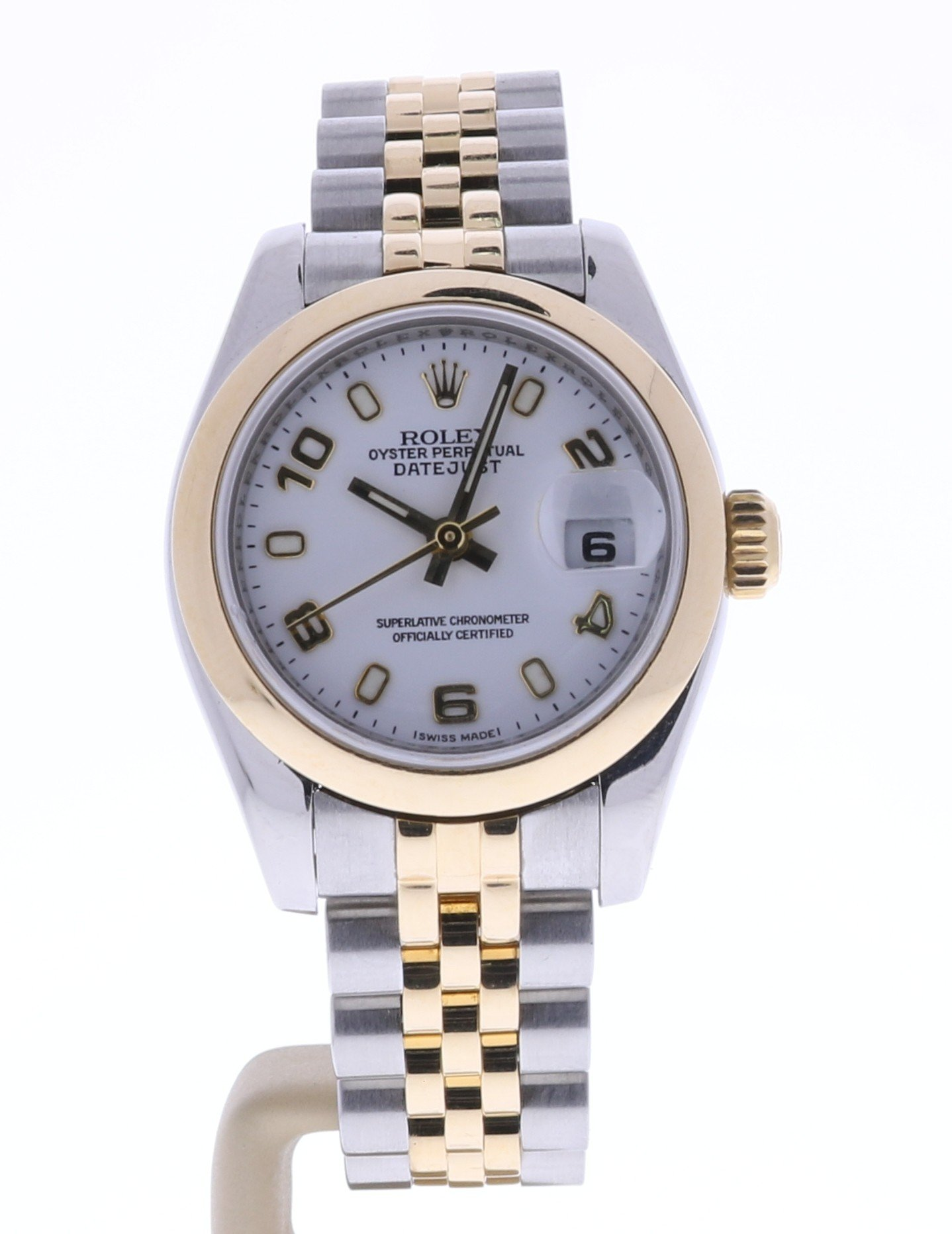 Rolex Datejust swiss-automatic womens Watch 179163 (Certified Pre-owned)