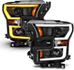 AnzoUSA 111357 Headlight Assembly