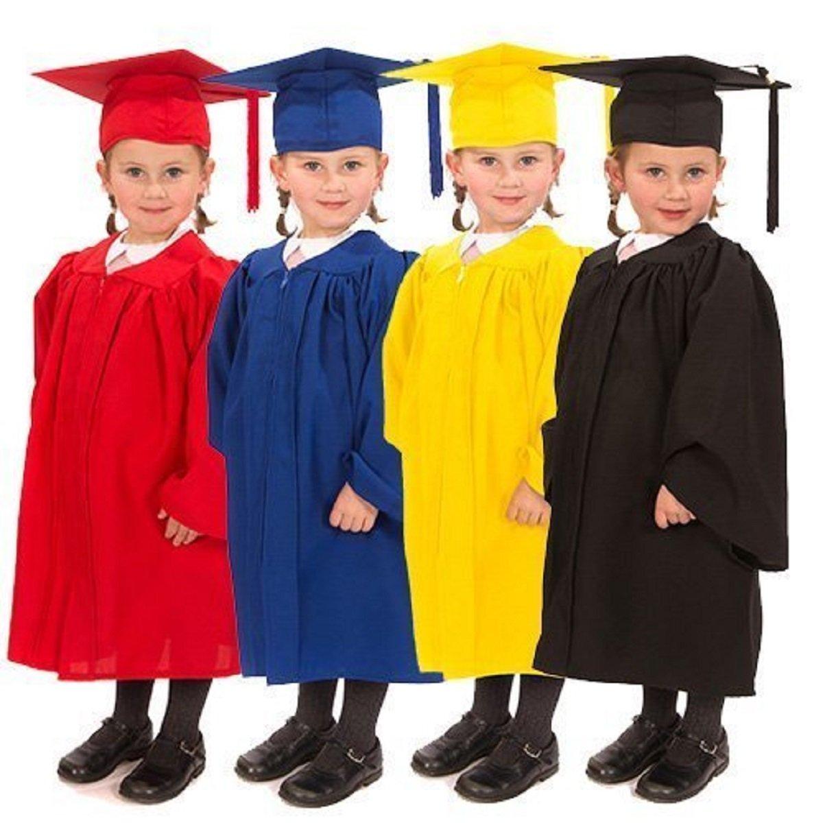 b667d1d5a29 Buy Fancydresswale Convocation Gown Graduation Dress ( Black