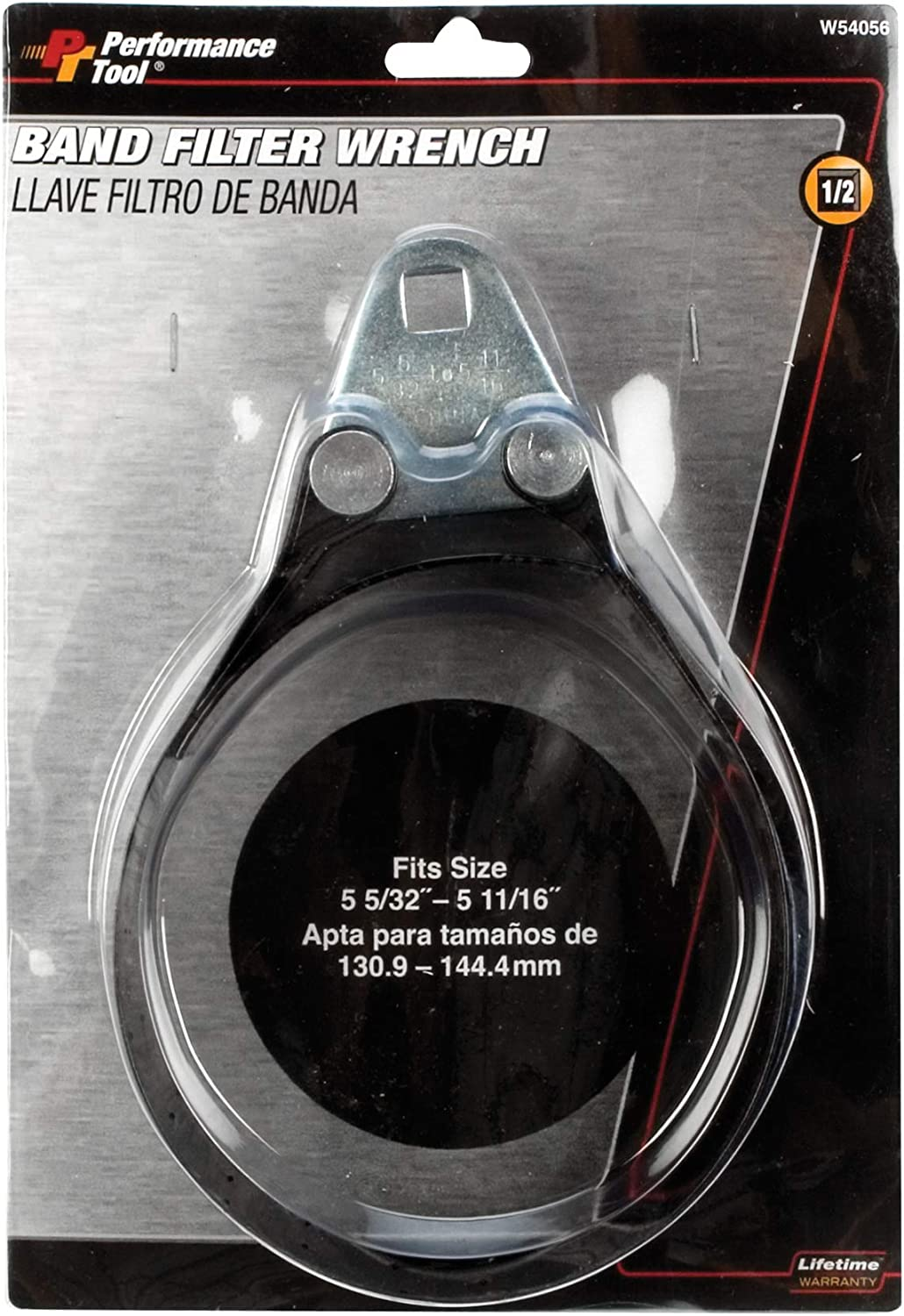 3 to 3-3//4 Performance Tool W54050 Truck /& Tractor Oil Filter Wrench