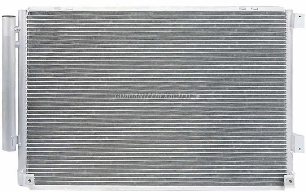 BuyAutoParts 60-60077ND NEW For Toyota Highlander 2001-2007 A//C AC Condenser Drier