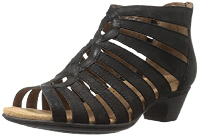 fa9590cc8a6 Amazon.com  Cobb Hill Women s Abbott Gladiator Sandal  Shoes
