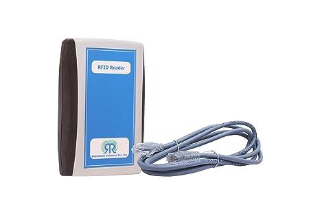 Amazon com: RapidRadio HF RFID Reader with Ethernet 1 Card