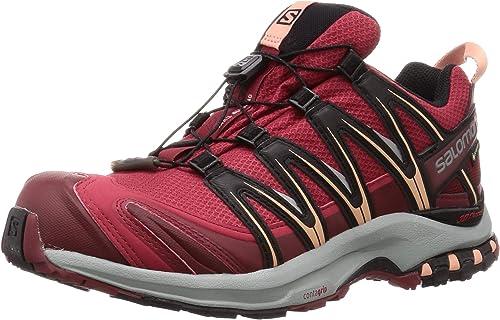Salomon Wings Pro 3 Blau Trailrunning Schuhe Herren