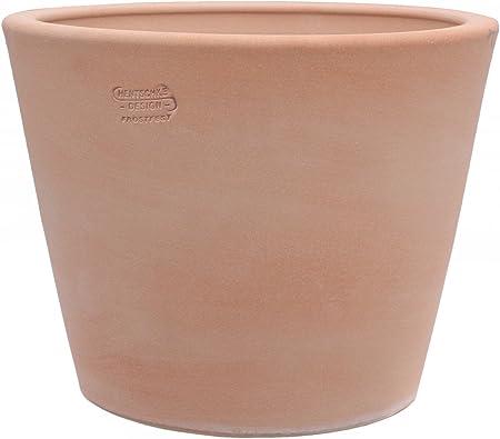 Hentschke Keramik Pflanztopf Pflanzkubel Frostsicher O 30 X 26 Cm