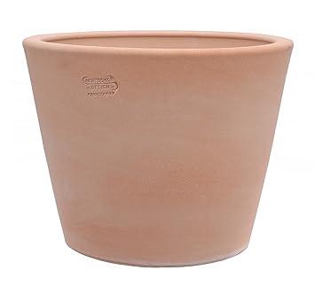 Häufig Hentschke Keramik Pflanztopf/Pflanzkübel frostsicher Ø 30 x 26 cm JT34