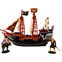 A to Z 02826Barco Pirata con Figuras