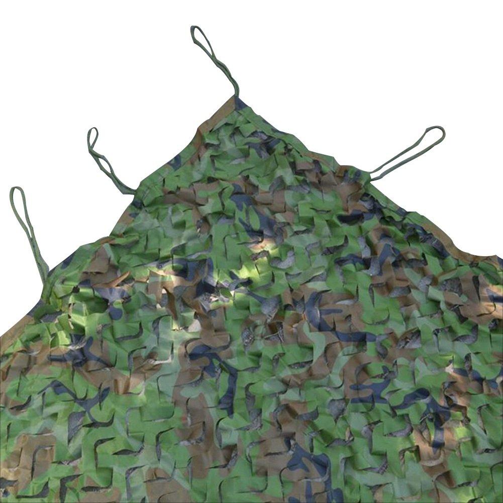 PENGFEI オーニングシェード カモフラージュネット 迷彩柄 シェーディングネット 屋外ジャングル キャンプ用布 通気性のある 防塵の シェード シーンレイアウト 抗UV、 複数のサイズ (色 : カモフラージュの色, サイズ さいず : 3 x 4m) B07FXQ9FJ8 3 x 4m カモフラージュの色 カモフラージュの色 3 x 4m