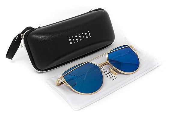 Amazon.com: Giudice UV400 - Gafas de sol para mujer con ...