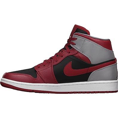 Air Jordan Mid 47 Nike Taille Basket 1 PO8nwkX0
