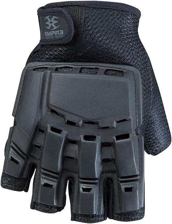 Paintball Sport Hardback Paintball Gloves Exposed Fingertips Small//Medium
