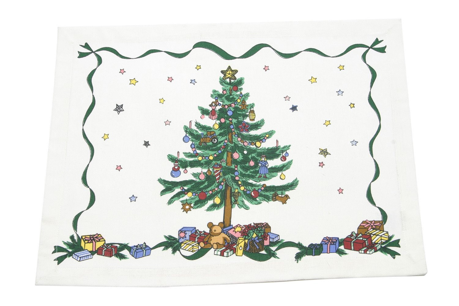 Buy Nikko Christmas Linens Placemats, Set of 4 Online at Low Prices ...