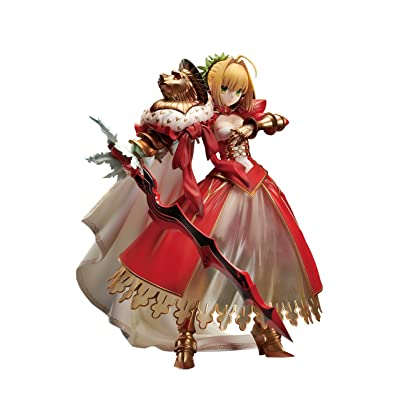 Alter Fate/Grand Order: Saber/Nero Claudius (3Rd Ascension Version) 1: 7 Scale PVC Figure, Multicolor: Toys & Games