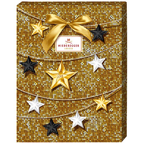 Niederegger Lubeck Marzipan Chocolates ADVENT CALENDAR 300g