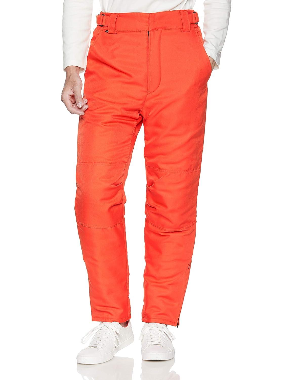 [サンエス] BO8006 冷凍倉庫用 防寒パンツ-40度対応 メンズ 30:オレンジ B076J66ZPD