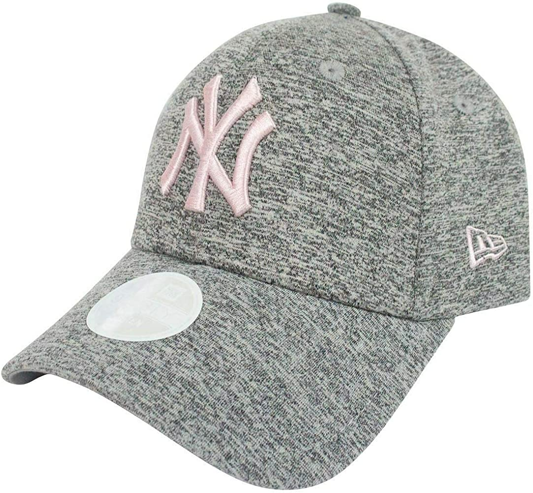New Era 9Forty MLB New York Yankees Tech Jersey Pink Gorra para ...