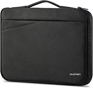 "Civoten Laptop Sleeve Case for 13-13.3 inch Computer, New MacBook Pro Touch Bar,13"" MacBook Air A2179 A1932,Dell XPS 13,Surface Pro 5,4,3