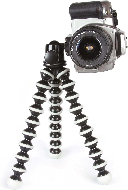 6.6 lbs . JOBY Ballhead for SLR-Zoom Tripod Ballhead Attachment for Cameras w// Zoom Lenses Up To 3kg