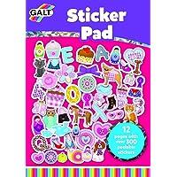 Galt - Sticker Pad 3 Yaş+ Aktivite Kitabı (1004030)
