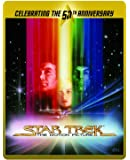 Star Trek 1 - The Motion Picture (Limited Edition 50th Anniversary Steelbook) [Blu-ray] [2015]