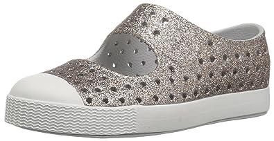 418d5f0eb569 Native Kids Bling Glitter Juniper Water Proof Shoes