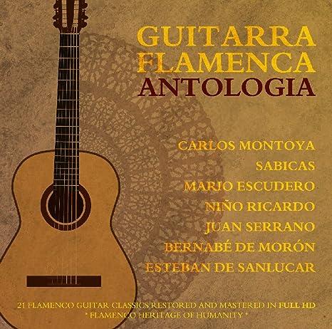 Guitarra Flamenca: Antología: Varios, Varios: Amazon.es: Música
