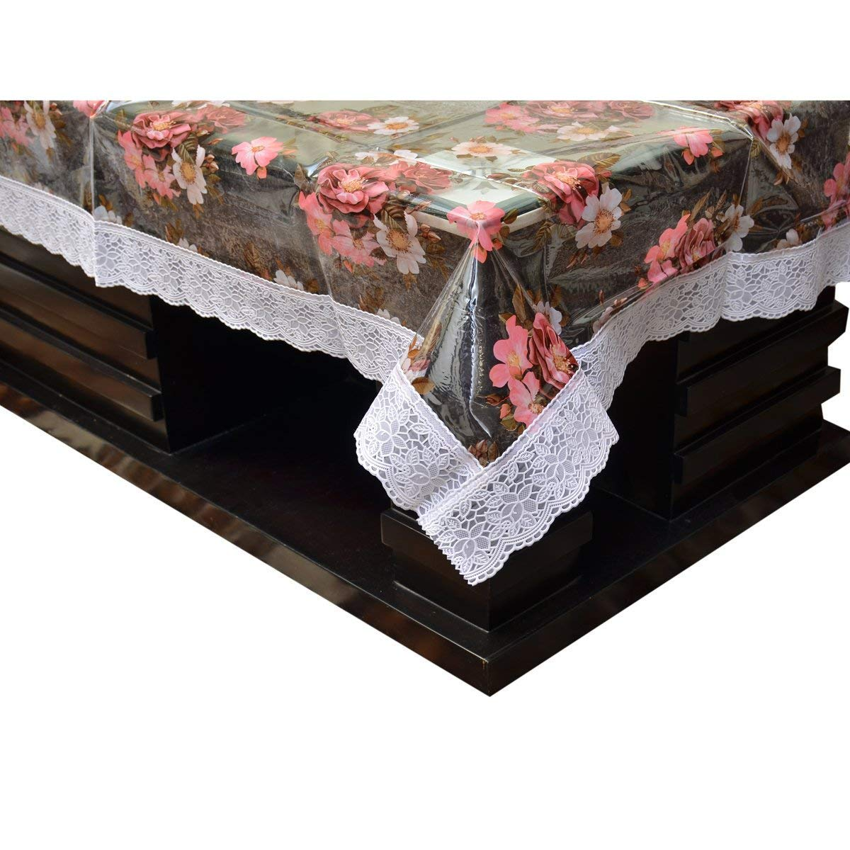 Kuber Industries™ Waterproof Center Table Cover 4 Seater 40