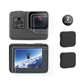 Kupton Screen Protector for GoPro Hero 7 6   5 d8577bb4e0