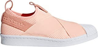 adidas Superstar Slip on W, Chaussures de Basketball Femme AQ0919