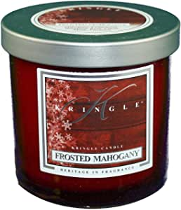 Amazon.com: Kringle Candle 5 ounce Jar Candle - Frosted ...
