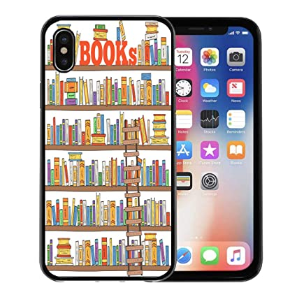 Bookshelf No 1 iphone case
