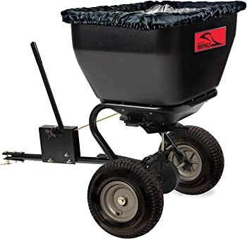 Brinly Pull Behind Grass Seed Spreader
