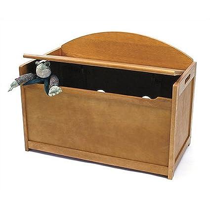 Prime Amazon Com Kids Storage Bench Wooden Toy Organizer And Download Free Architecture Designs Grimeyleaguecom