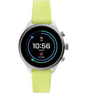 Amazon.com: Fossil Touchscreen Smartwatch (Model: FTW6035 ...