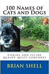100 Names of Cats and Dogs Paperback