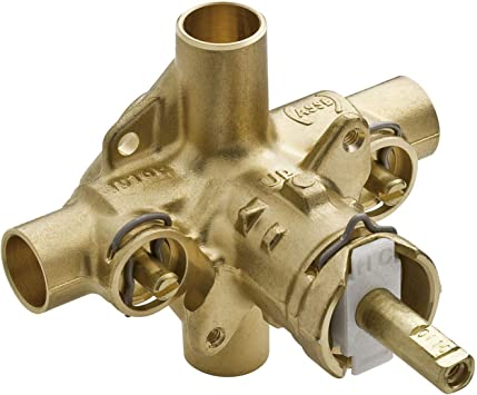 Brass Shower Valve Repair Kit For Use With Moen Trim Single
