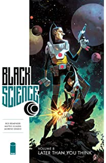 Amazon.com: Black Science Volume 7: Extinction is the Rule ...