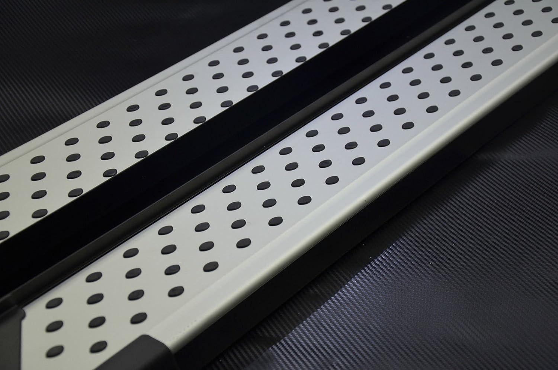 IX35 RUNNING BOARD SIDE STEPS BAR BOARD ACCESSORY 2010-2015