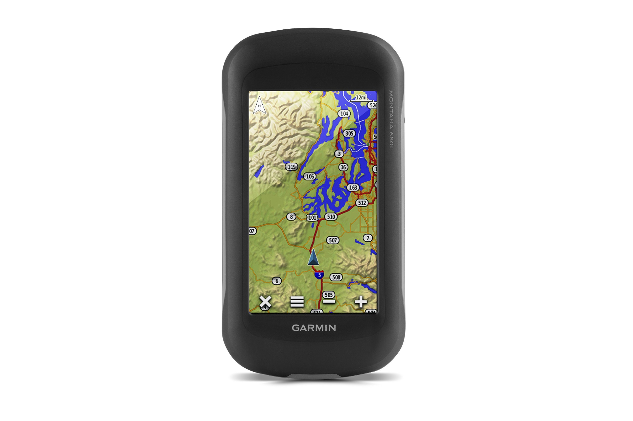 Garmin Montana 680t (Certified Refurbished)