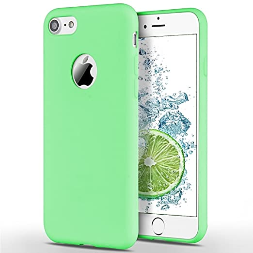 12 opinioni per Custodia Apple iPhone 7 (4.7 pollici) , SpiritSun TPU Silicone Custodia Slim