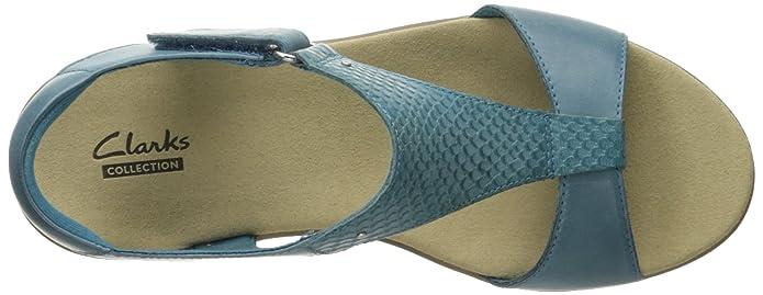 85ee55989dc3 Clarks Women s Roza Pine Dress Sandal