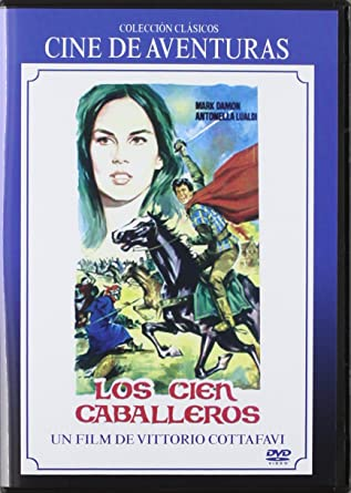 Los Cien Caballeros [DVD]