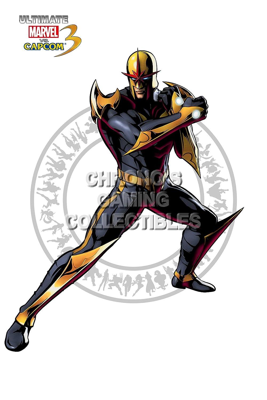 CGC enorme cartel - Marvel vs Capcom 3 Ultimate M.o.d.o.k ...