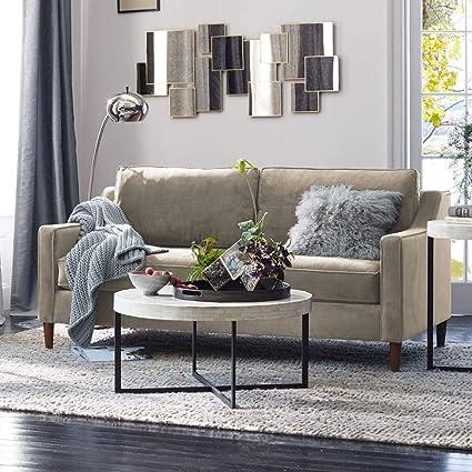 Amazon.com: Juego de 4 patas de repuesto para sofá de 6 ...