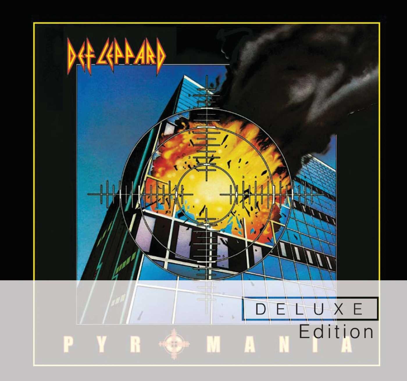 Pyromania [Deluxe Edition] by Mercury