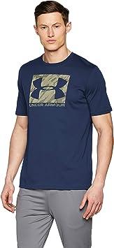 TALLA S. Under Armour UA Boxed Sportstyle SS Camiseta, Hombre