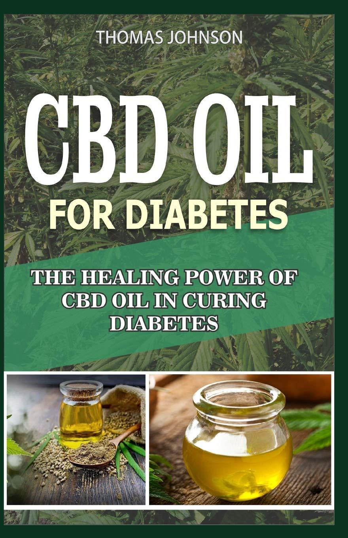 CDB OIL DIABETES Healing Diabetes product image