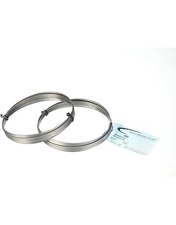 Conjunto de 2 de metal sierra de cinta bi-de metal M 42 dimensiones 1335